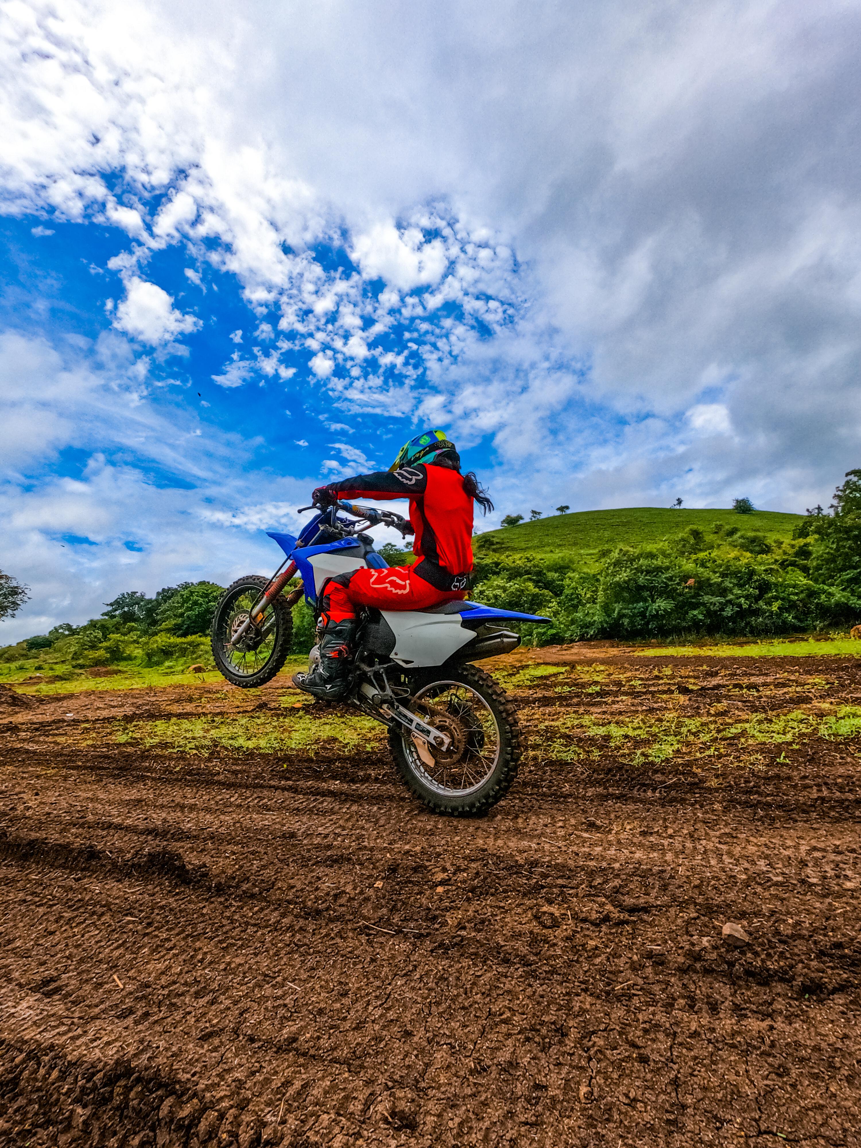 Stunt Rider Meghana Hrushikesh Mandke shares her experience on Period