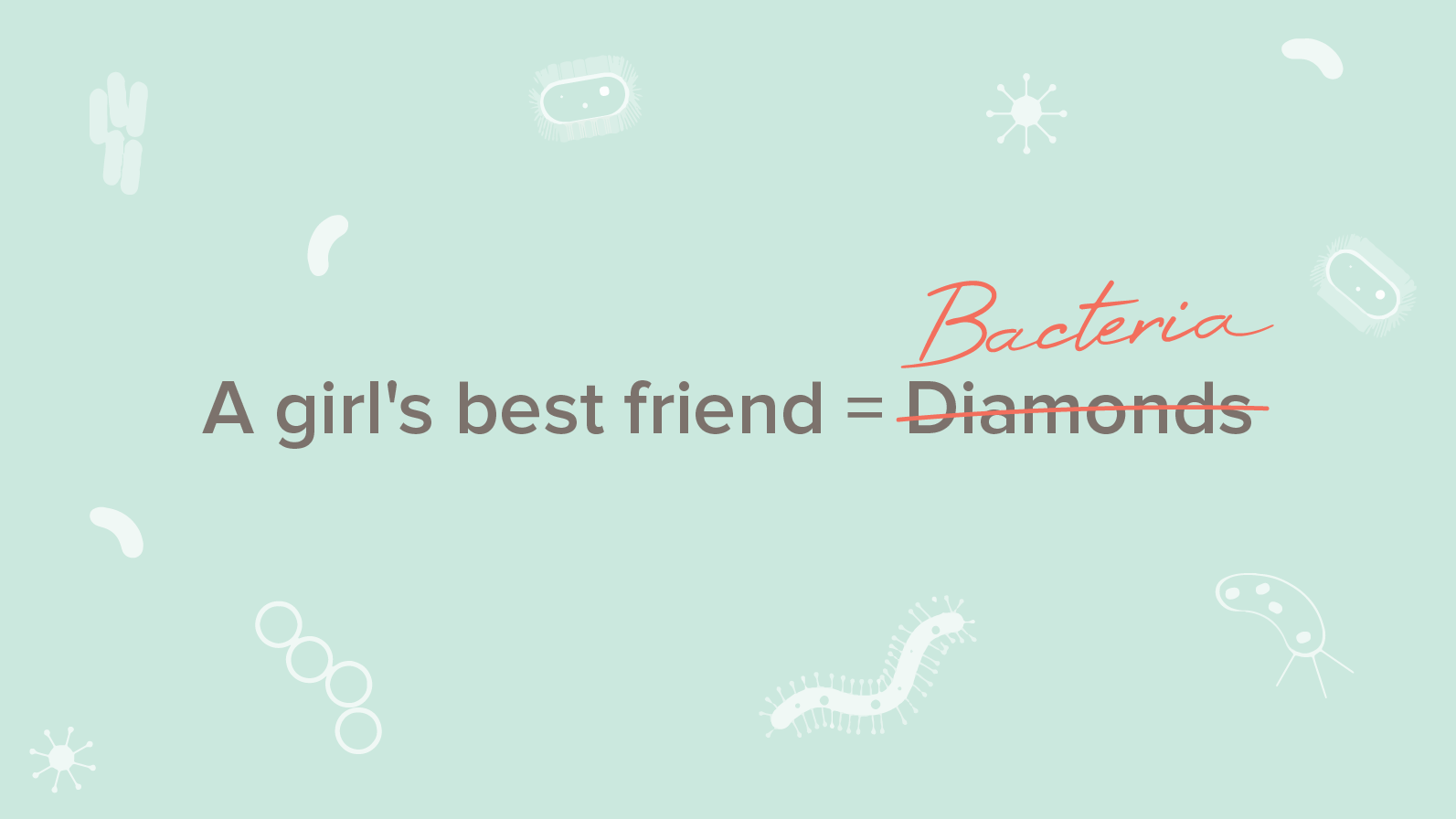 Who is a woman's best friend?