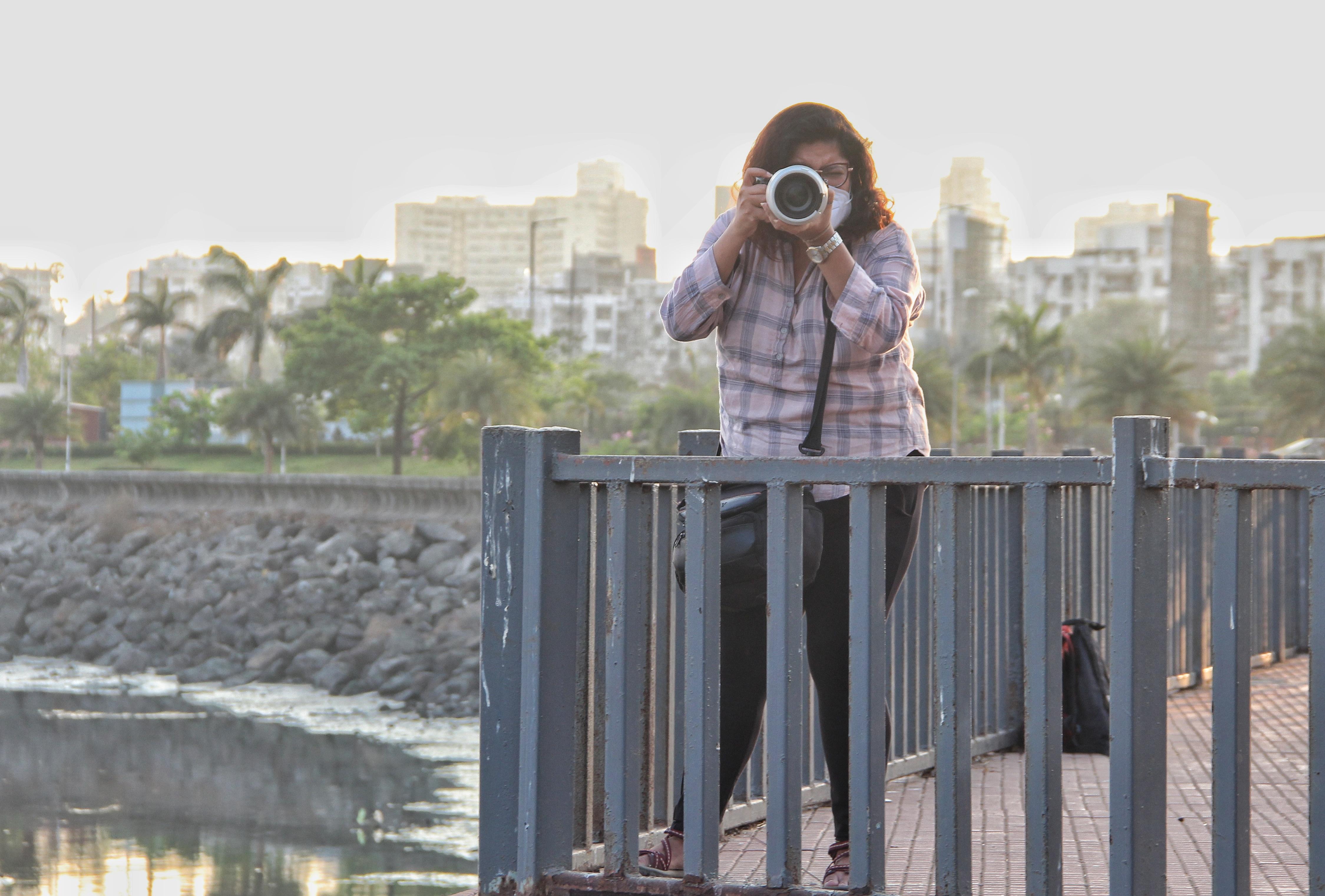 Photojournalist Hemanshi Kamashi on intimate hygiene kit