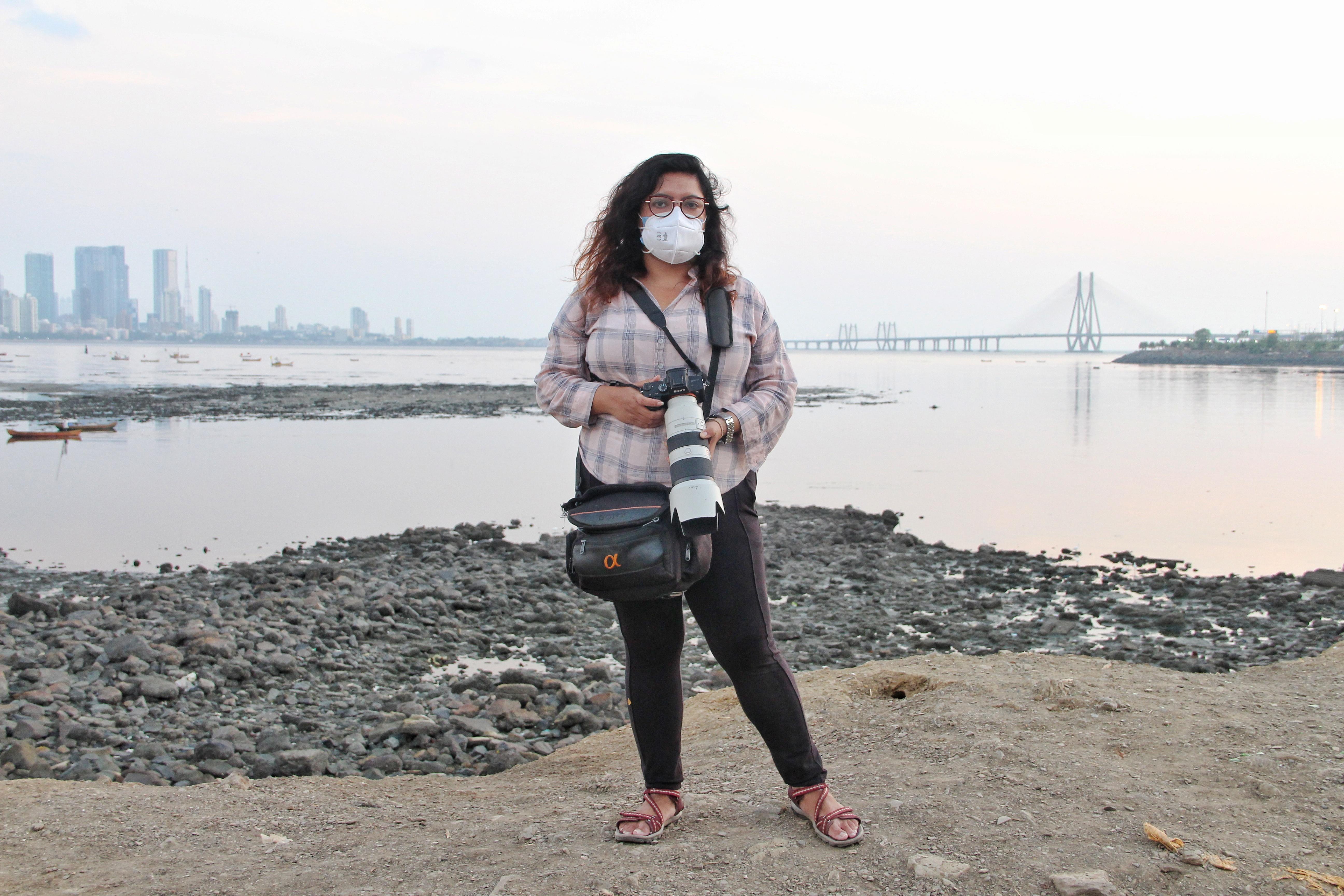 photojournalist - Hemanshi Kamashi