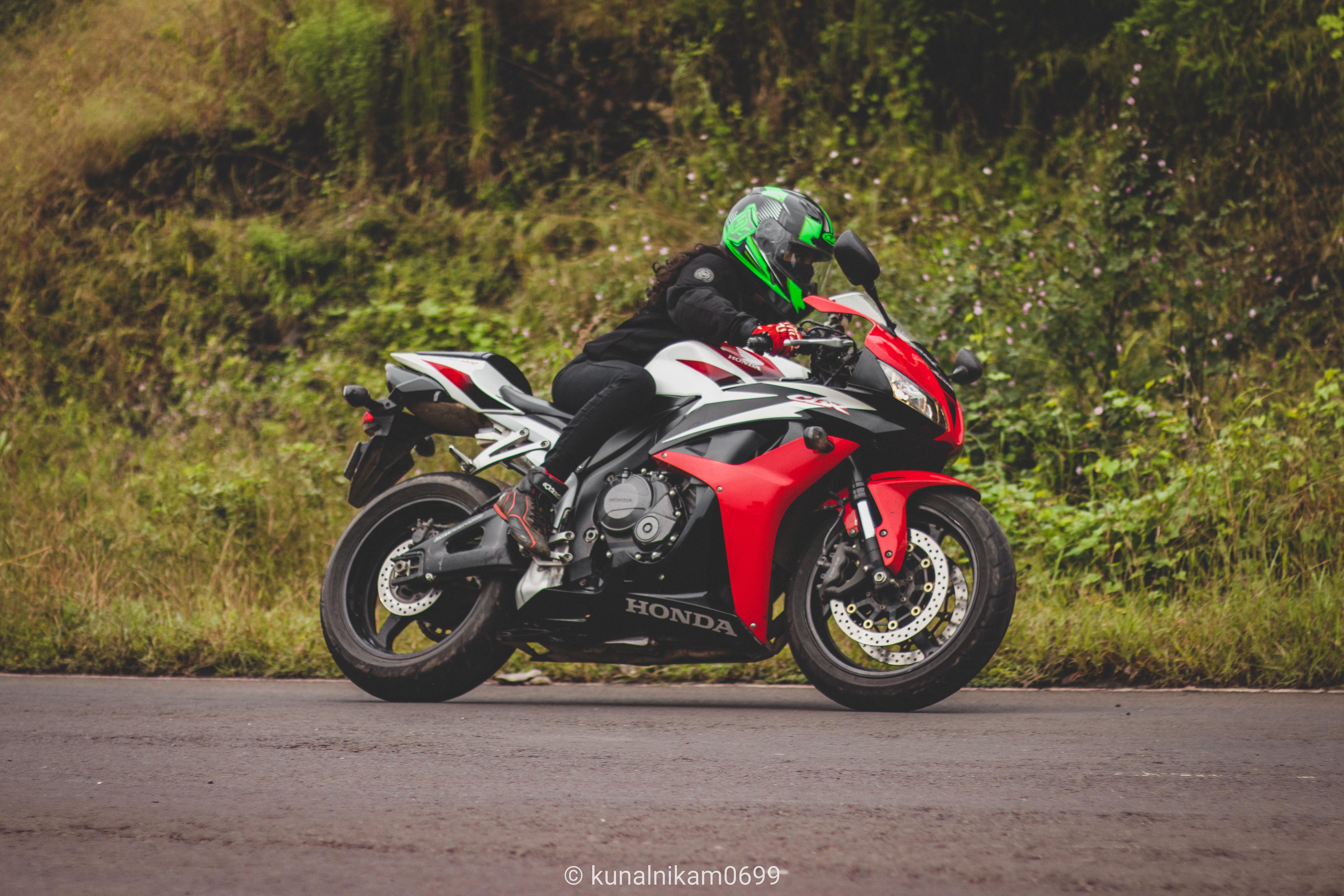Stunt Rider Meghana Hrushikesh Mandke