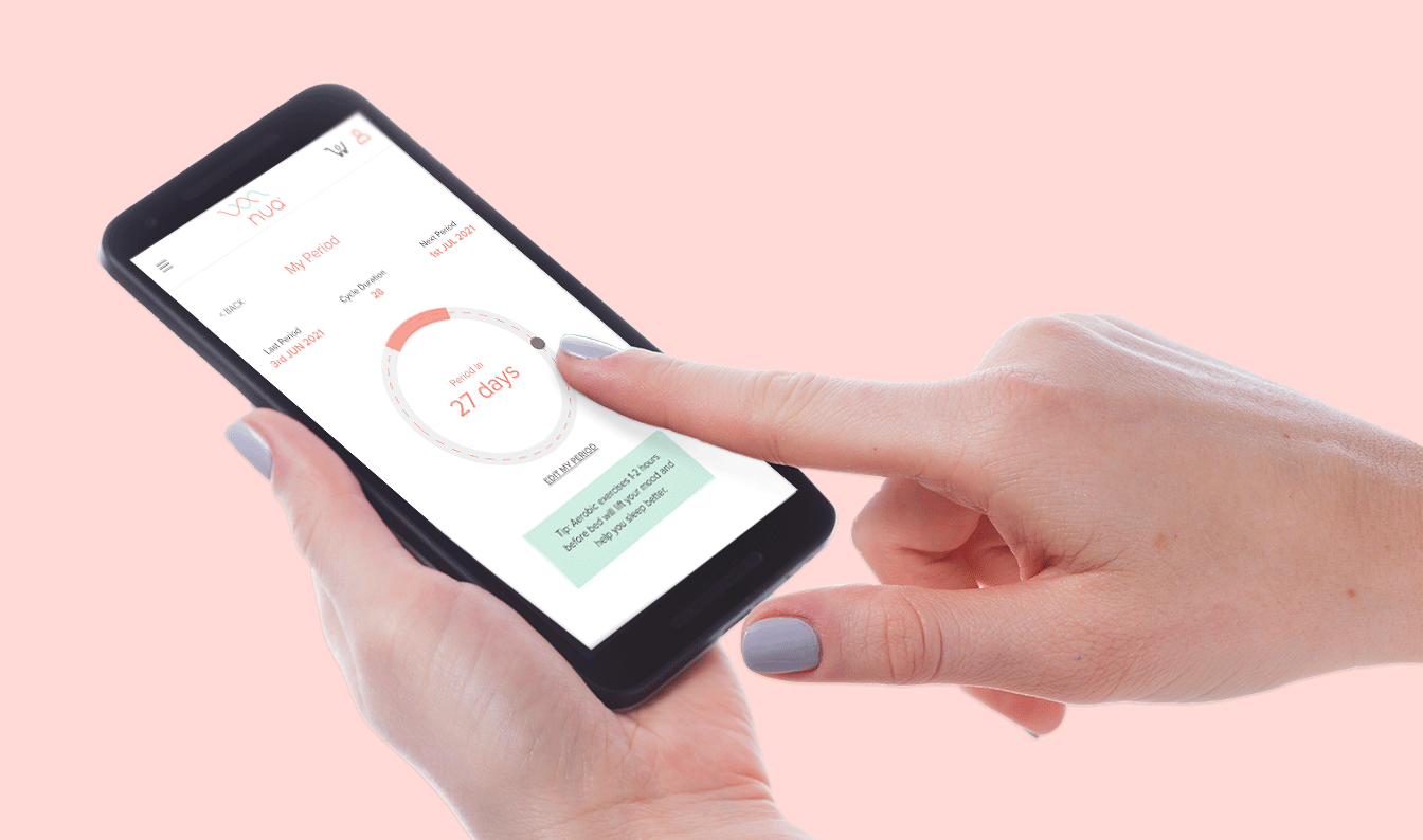 Tracking your periods